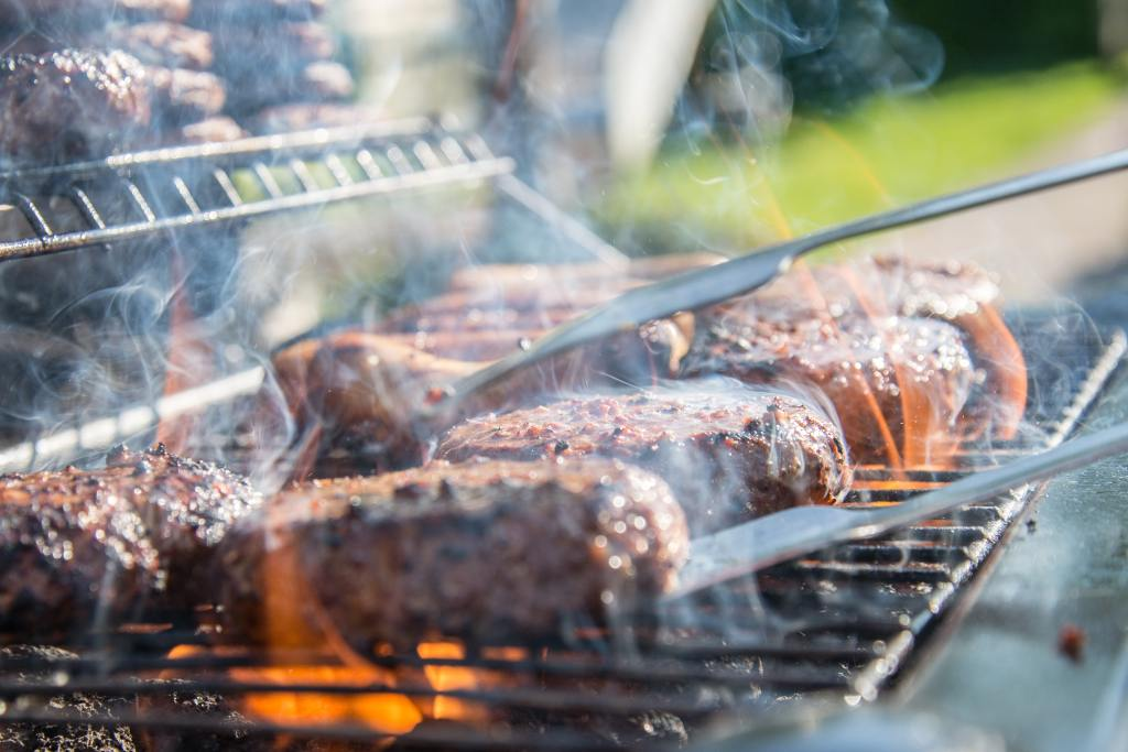 BBQ with Hearing Aids