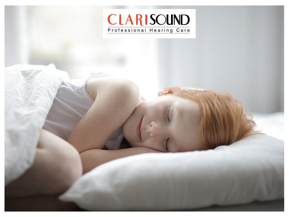 Hearing Aids Facilitate Good Sleep
